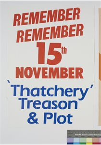 Remember Remember the 15th of November