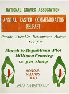 Annual Easter Commemoration