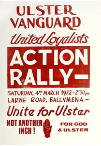 United Loyalists Action Rally