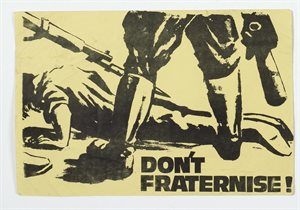 Don't Fraternise!
