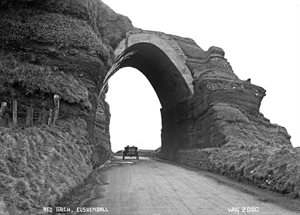 RED ARCH, CUSHENDALL