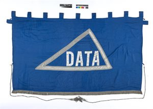 BANNER; Trade Union Banner
