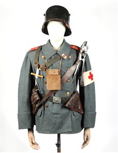 Uniform, German Medic
