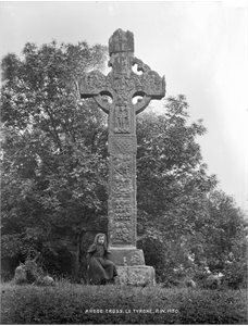 Arboe Cross, Co. Tyrone