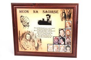 Republican picture 'Meon na Saoirse'