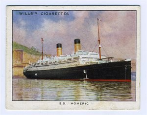 Famous British Liners