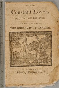 The Two Constant Lovers; The Greenwich Pensioner