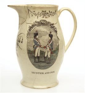 Volunteer jug