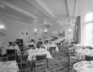 Industry Hotels City Londonderry Dinning Room