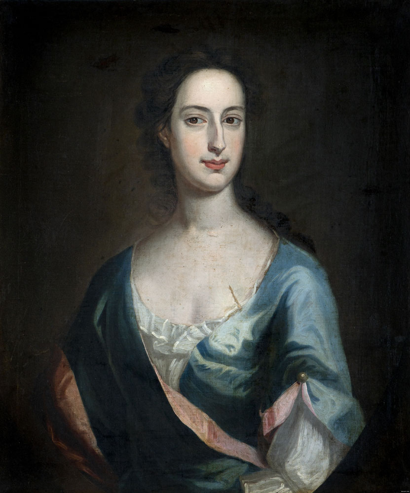 Anne Lennox, Wife of Rev. Thomas Drennan of Belfast, 1719-1806. Robert Home, 1752-1834. 1790 (circa). Oil on canvas. BELUM.P2.1986 © National Museums Northern Ireland