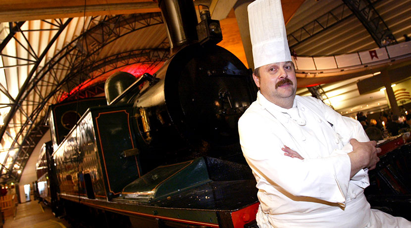 Gala Dinners at the Irish Railway Gallery