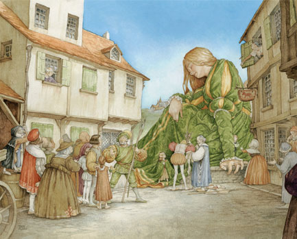 Pilgrims, Princesses and Beady Old Men